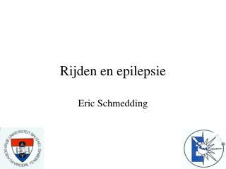Rijden en epilepsie