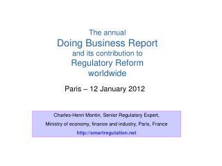 Paris – 12 January 2012