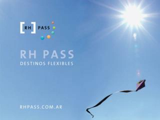 ¿QUÉ ES RH PASS? Bienvenido a RH Pass, el Programa de Puntos de Rochester Hotels.