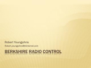 Berkshire Radio Control