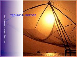 DIC Going Global – Cochin Nov 2004