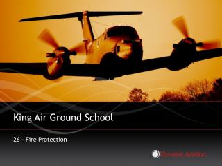 King Air Ground School