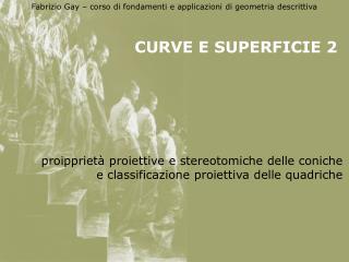 CURVE E SUPERFICIE 2