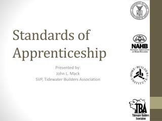 Standards of Apprenticeship