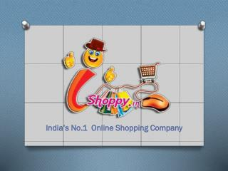 India's No.1  Online Shopping Company