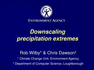 Downscaling  precipitation extremes