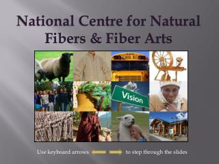 National  Centre for Natural Fibers & Fiber Arts