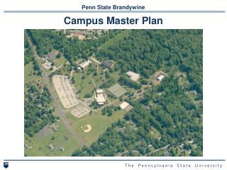 Penn State Brandywine Campus Master Plan