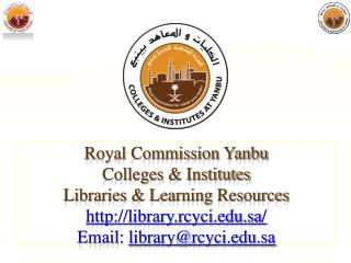 Access RCYCI Library Online Databases: Anytime! Anywhere ! From  rcyelib