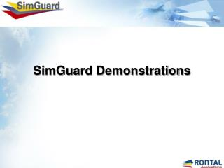 SimGuard Demonstrations