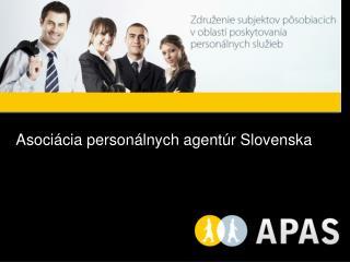 Asociácia personálnych agentúr Slovenska