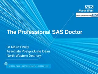 The Professional SAS Doctor