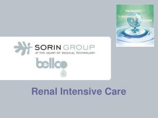 Renal Intensive Care