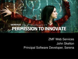 ZMF Web Services