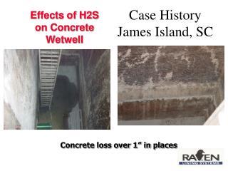 Case History James Island, SC