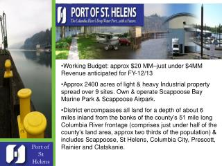 Port of St Helens