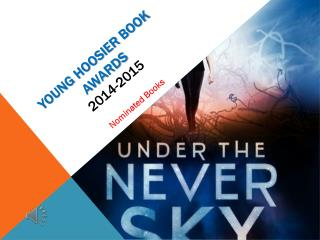 Young Hoosier Book  Awards 2014-2015