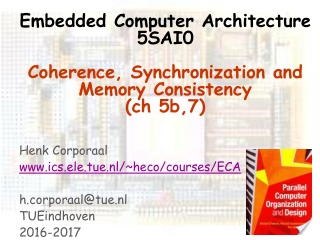 CHAPTER 4 Embedded Processors
