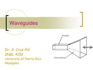 Waveguides