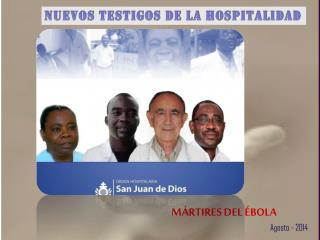 NUEVOS TESTIGOS DE LA HOSPITALIDAD