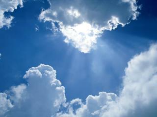 Orizzonti di cielo                   e di mare …
