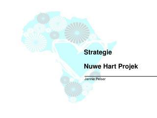 Strategie  Nuwe Hart Projek