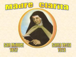 Madre   Clarita