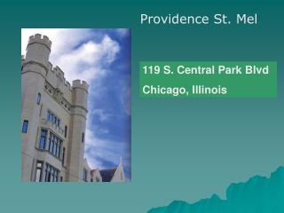 119 S. Central Park Blvd Chicago, Illinois