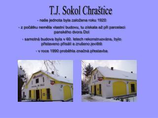 T.J. Sokol Chraštice