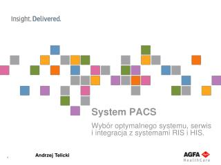System PACS