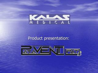 Product presentation: