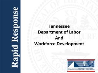 Tennessee Department of Labor And Workforce Development