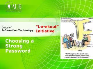 """""""L  kout"""" Initiative"""