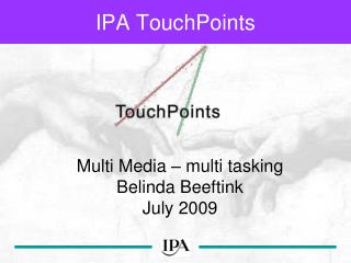 IPA TouchPoints