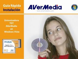 Introducir el CD de Instalación en su portátil Seleccione: