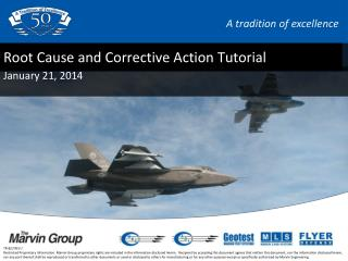 Root Cause and Corrective Action Tutorial