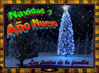Navidad  y