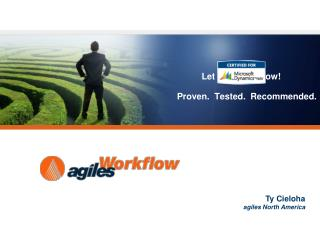 Let your workflow!