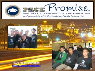 PACE Promise Website: pace.smusd/