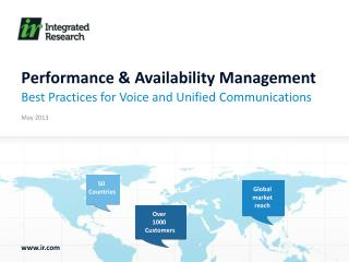 Performance & Availability Management