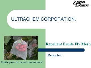 ULTRACHEM CORPORATION.