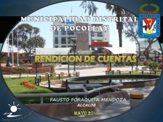 MUNICIPALIDAD DISTRITAL DE POCOLLAY