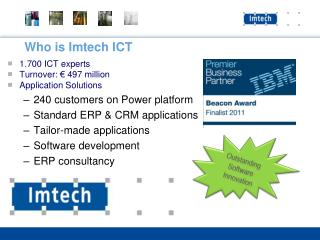 Who is  Imtech  ICT