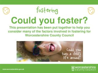 One of the most important stages in your journey towards becoming a foster carer is  gathering