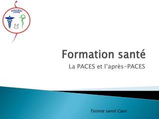Formation santé