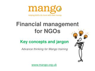 Financial management for NGOs