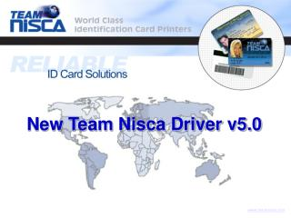 New Team Nisca Driver v5.0