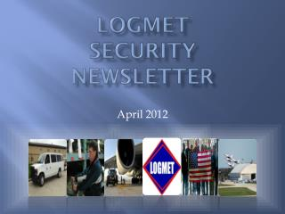 LOGMET Security Newsletter