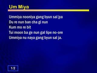 Um Miya