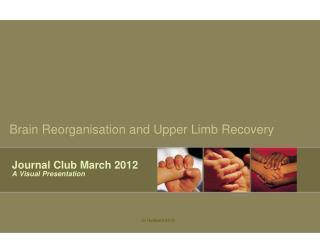 Journal Club March 2012 A Visual Presentation